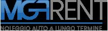 Noleggio Auto a Lungo Termine – MGA RENT Logo