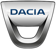 noleggio Dacia logo
