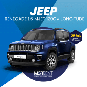 Jeep Renegade 1.6 mjet